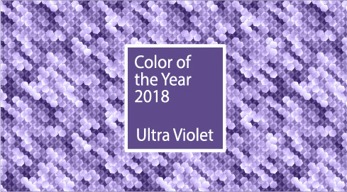 Pantone's 2018 Colour of The Year