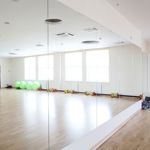 Gym and Dance Studio Mirrors