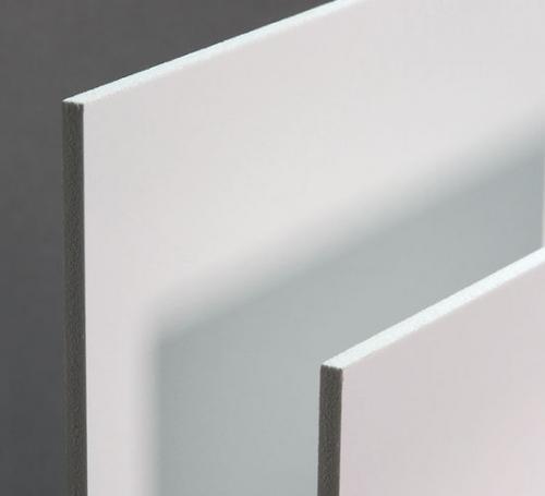 5mm White Foamex