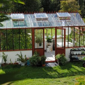 Polycarbonate Greenhouse Glass