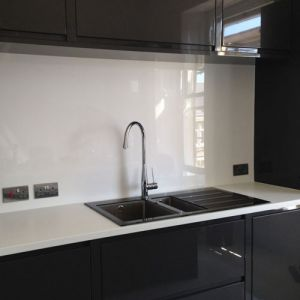 Coloured Acrylic Kitchen Splashbacks