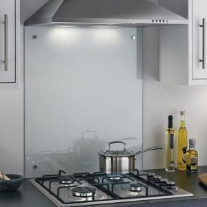Clear Acrylic Kitchen Splashbacks