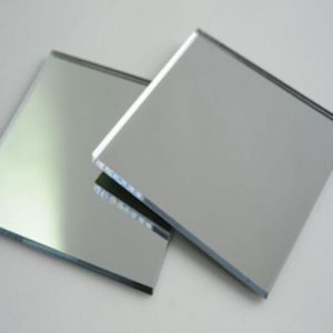 Silver Acrylic Mirror Sheet