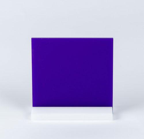 Purple Acrylic Sheets