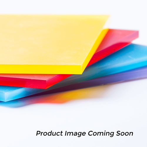 Fluorescent Orange Acrylic Sheets