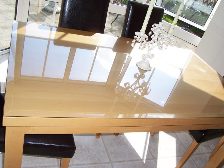 Buy Acrylic Table Tops Online Cut My Plastic