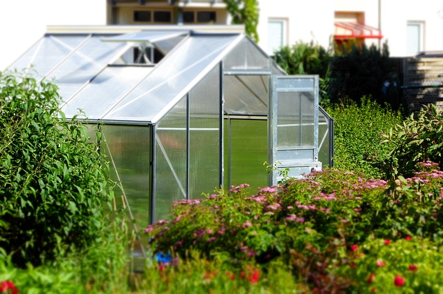 Replacement Plastic Greenhouse Glass