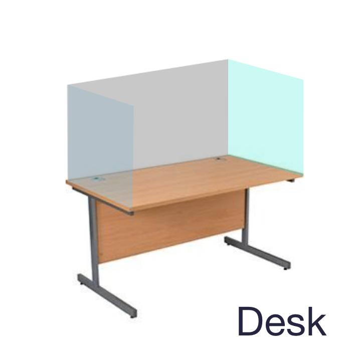 Desk Cube Screens