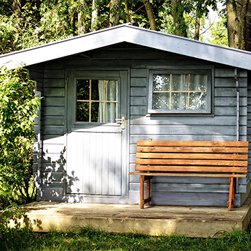 Styling Your Shed